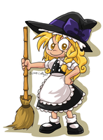 Marisa my other style by Coffgirl