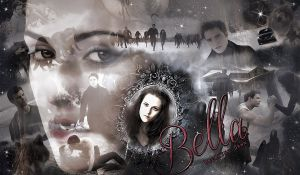 BELLA BREAKING DAWN by VaL-DeViAnT