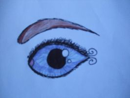 REALISTIC EYE by Tolco492