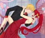 Pyrrha and Jaune 2 by LinART