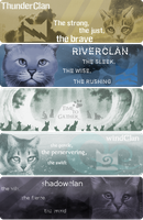 Clan Banners by Alygator711