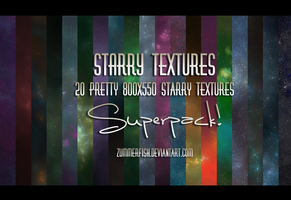 Starry textures x SUPERPACK by zummerfish