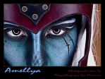 DROW wallpaper I by Amellya