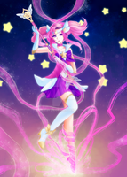 Star Guardian Lux by jyzx