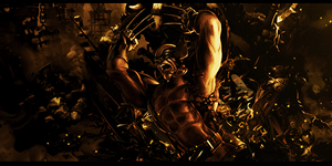 Wolverine Tag by aaa13xxx