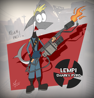 Bday Gift - TF Toons | Lempi by McTaylis
