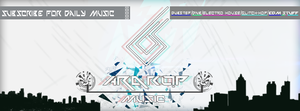 Ardrop music facebook cover by WilliamBate