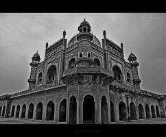 Safdarjung's Tomb by sampi1