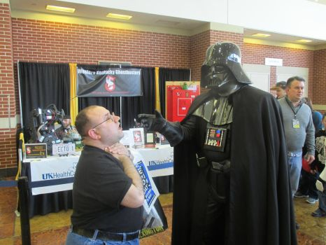 Vader chokes me out by Rift120