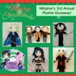 Mihijime's 3rd Annual Christmas Giveaway!! by mihijime