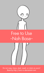 Free To Use Base {Nah} by Koru-ru