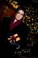 Viewfinder: Ryuichi Asami Christmas (3) by Etienne-Magique