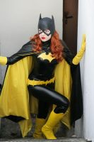 Barbara Gordon - Batgirl VI by Knightess-Rouge