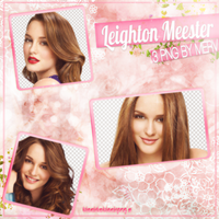 PNG Pack(196) Leighton Meester by BeautyForeverr