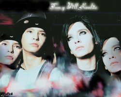 TWINS KAULITZ by divayumi