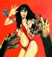 Vampirella Cover 113 by Xenomorph71
