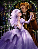 Dancing under the Stars by FairyGodfather