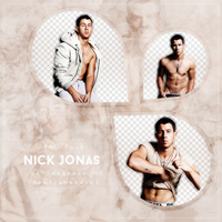 NICK JONAS  PNG Pack #2 by LoveEm08
