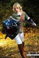 Female Link - The Legend of Zelda #02 by NanaKuronoma