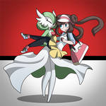Gardevoir's Love by Alulle