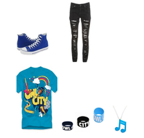 Owl City concert outfit by SkullCupcakez