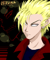 Hiruma by CreativeDemi64