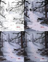 The Last of Us - Winter - WIPs by bladesfire