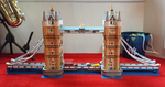 London's Tower Bridge in Lego by LevelDasher