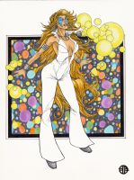 Dazzler by BrettBarkley
