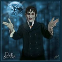 Barnabas is Back! v.02 - Dark Shadows Contest by rwcombs