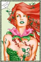 M-Macario-o's Poison Ivy by altero2012