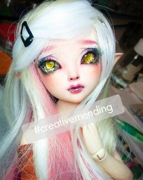 Event Head faceup by AshGUTZ