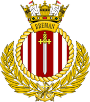 Ships Badge - Breman by Antrodemus