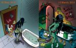 Marceline closet I see more than I expected (ev.) by earthwar-jim