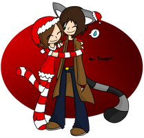 Merry Christmas Sammy! 8D by Remmis-AppleMaster