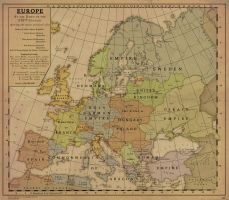 Europe, end of XIXth Century by MarcosCeia