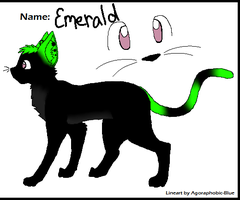 Emerald Ref by ToxicSkullie027