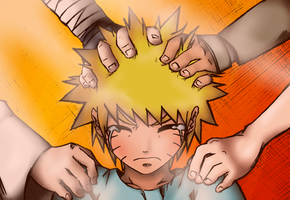 You're Not Alone Anymore - Naruto by MSU82