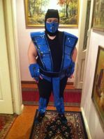 Sub Zero Cosplay 1 by Playflame1