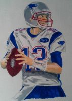 Tom Brady by ScottHow