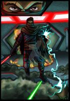 Star Wars The Force Unleashed by SpeedRain