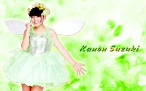 Wallpaper Kanon Suzuki 1 by RainboWxMikA