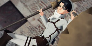 Cleaning heichou by soujis