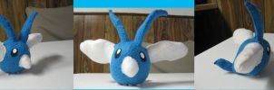 Swablu Plush by Mayplefly