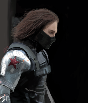 Winter Soldier by Silverbang
