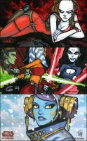Clone Wars Widevision: Batch 4 by grantgoboom