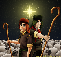 Korra: Shepherd Brothers by Mattierial