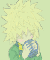 tweek and his coffee by mittens10
