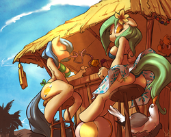 Beach Bar by atryl