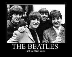 A Beatles Family by FaultyStar15